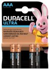 Батарейки Duracell Ultra Power AАА LR03, 4шт
