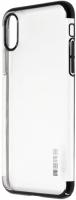 Купить Чехол InterStep, Decor для iPhone Xs Black (HDC-IPH5818K-NP1101O-K100)