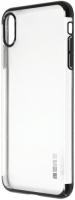 Купить Чехол InterStep, Decor для iPhone Xs Max Black (HDC-IPH6518K-NP1101O-K100)