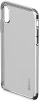 Чехол InterStep Decor для iPhone Xs Max Silver