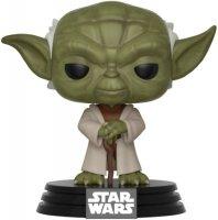 Фигурка Funko POP! Bobble: Star Wars: Clone Wars: Yoda (31799)