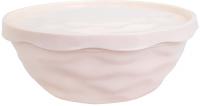 Салатник Giaretti Brilliante, 4 л Cream (GR1836)