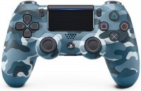 Геймпад PlayStation Dualshock v2 Blue Camouflage (CUH-ZCT2E)