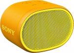 Портативная колонка Sony XB01 Extra Bass Yellow