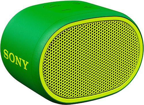 Купить Портативная акустика Sony, XB01 Extra Bass Green