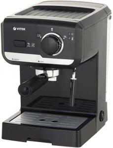 Купить Кофеварку VITEK VT-1502 BK в интернет-магазине ЭЛЬДОРАДО. Цена VITEK VT-1502 BK, характеристики, отзывы