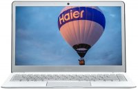 "Ноутбук Haier S424 (Intel Pentium N4200 1100Mhz/13.3""/1920х1080/4GB/128GB/DVD нет/Intel HD Graphics 505/Wi-Fi/Bluetooth/Win 10 Home)"