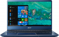 Купить Ноутбук Acer, Swift 3 SF314-54-509M (NX.GYGER.013) (Intel Core i5-8250U 1.6Ghz/14 /1920х1080/8GB/256GB SSD/Intel HD Graphics 620/DVD нет/Wi-Fi/Bluetooth/Win 10)