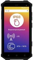 Смартфон Prestigio Muze G7 LTE Black (PSP7550DUOBLACK)