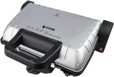 Купить электрогриль VITEK VT-2633 SR в интернет-магазине ЭЛЬДОРАДО, цена, характеристики, отзывы