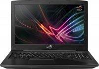 "Ноутбук ASUS ROG GL503VD-FY237T (Intel Core i5-7300HQ 2.5GHz/15.6""/1920х1080/8GB/1TB HDD + 256GB SSD/nVidia GeForce GTX 1050/DVD нет/Wi-Fi/Bluetooth/Win10 х64)"