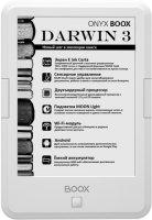Электронная книга ONYX Boox Darwin 3 White
