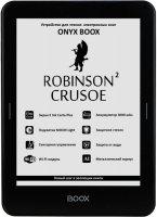 Электронная книга ONYX Boox Robinson Crusoe 2 Black