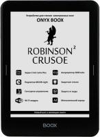 ONYX BOOX ROBINSON CRUSOE 2 BLACK