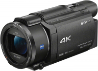 Цифровая видеокамера Sony FDR-AX53 Black фото