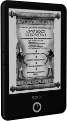 Объявления Электронная Книга Onyx Boox Cleopatra 3 Black Щигры