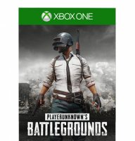 Игра для Xbox One Microsoft PUBG 1.0