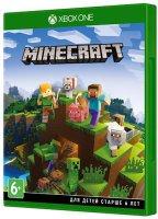 Игра для Xbox One Microsoft Minecraft BaseGame LE