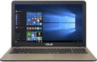 "Ноутбук ASUS F540UB-DM687T (Intel Core i3-7020U 2.3GHz/15.6""/1920х1080/6GB/1TB+128GB SSD/NVIDIA GeForce MX110/DVD нет/Wi-Fi/Bluetooth/Win 10)"