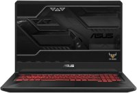 "Игровой ноутбук ASUS TUF Gaming FX705GM-EW010T (Intel Core i7-8750H 2.2GHz/17.3""/1920х1080/8GB/1TB+128GB SSD/NVIDIA GeForce GTX1060/DVD нет/Wi-Fi/Bluetooth/Win 10)"