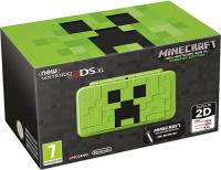 Игровая приставка Nintendo 2DS XL Creeper + Minecraft фото
