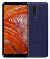Смартфон Nokia 3.1 Plus Blue (TA-1104)