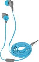 Наушники с микрофоном Trust Aurus Waterproof In-Ear Blue (20837)