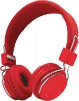 Наушники с микрофоном Trust Ziva Foldable Red (21822)