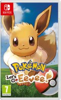 Игра для Nintendo Switch Nintendo Pokemon, Let's Go! Eevee!