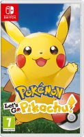 Игра для Nintendo Switch Nintendo Pokemon, Let's Go! Pikachu!