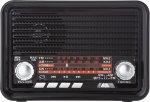 Радиоприемник Ritmix RPR-030 Black