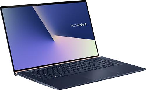 Ультрабук Asus ZenBook 15 UX534FTC-AA196T Blue (90NB0NK3-M03680)