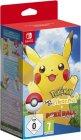 Игра для Nintendo Switch Nintendo Pokemon, Let's Go! Pikachu! + PokeBall