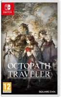Игра для Nintendo Switch Nintendo Octopath Traveler