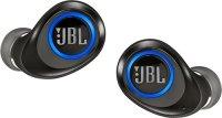 Беспроводные наушники с микрофоном JBL Free X Black (JBLFREEXBLKBT)