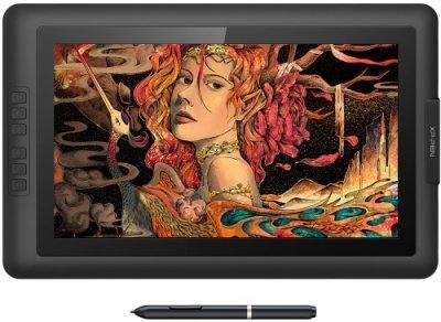 Купить графический планшет XP-PEN Artist 15.6 по выгодной цене в интернет-магазине ЭЛЬДОРАДО с доставкой в Москве и регионах России