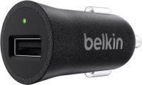 Автомобильное зарядное устройство Belkin 1xUSB 2,4А Black (F8M730btBLK)