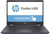 Ноутбук-трансформер HP Pavilion x360 14-cd0034ur (5KS60EA) (Intel Pentium 4415U 2300Mhz/14