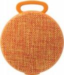 Портативная акустика W.O.L.T. WBS-005 Orange