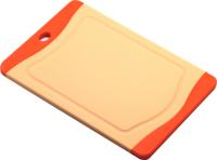 o b Доска разделочная Atlantis Flutto Orange (F-B-O)
