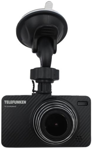 Автомобильный видеорегистратор Telefunken TF-DVR28HD Black