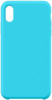 Купить Чехол InterStep, Soft-Touch для Apple iPhone Xs/X Turquoise (HSF-IPH5818K-NP1125O-K100)
