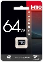 IMO MICROSDXC 64GB CLASS 10 UHS-I (IM64GBSD-00)
