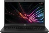 "Купить Игровой ноутбук ASUS, ROG Strix GL703GS-EE074T (Intel Core i7-8750H 2.5GHz/17.3""/1920х1080/16GB/1TB HDD + 256GB SSD/nVidia GeForce GTX1070/DVD нет/Wi-Fi/Bluetooth/Win 10)"