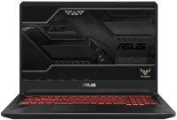 """Игровой ноутбук ASUS TUF Gaming FX705GD-EW084 (Intel Core i5-8300H 2.3GHz/17.3""""/1920х1080/8GB/1TB/NVIDIA GeForce GTX 1050/DVD нет/Wi-Fi/Bluetooth/Без ОС)"""