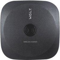Беспроводное зарядное устройство W.O.L.T. WHC-001 Black