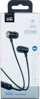 Беспроводные наушники с микрофоном Gal BH-1010 Black (BH-1010BK)