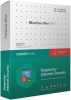 Антивирус Kaspersky Internet Security 1ПК/1Г + Think Free Office