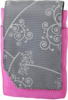 Сумка для компактных фотокамер ERA PRO EP-011103 Pink/Gray