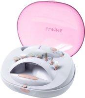 Маникюрный набор Lumme LU-2404 Pink Opal